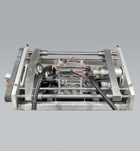 -100-+1100℃原位拉压扭力学试验系统