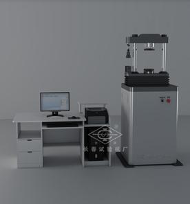 YDW-300/10微机控制水泥电子抗压抗折试验机