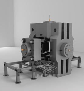TYJ-Z系列微机控制电液伺服岩石真三轴试验机